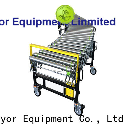most popular flexible powered roller conveyor conveyoro inquire now for warehouse