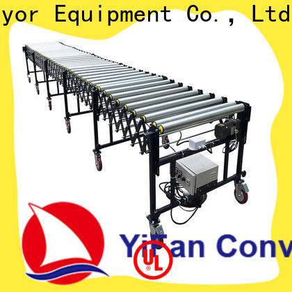 flexible conveyor system coated from China for workshop