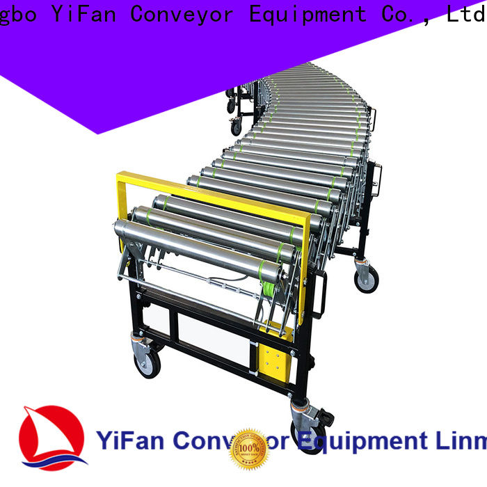 YiFan professional automatic roller conveyor factory for factory