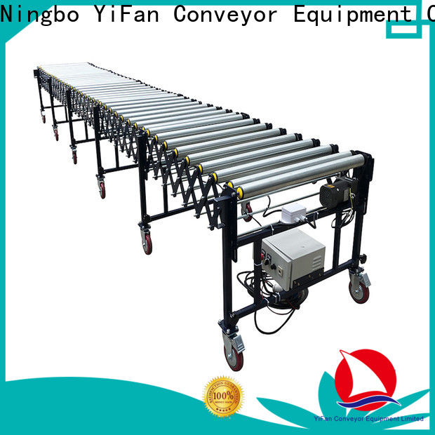 professional powered flexible conveyor powered request for quote for workshop