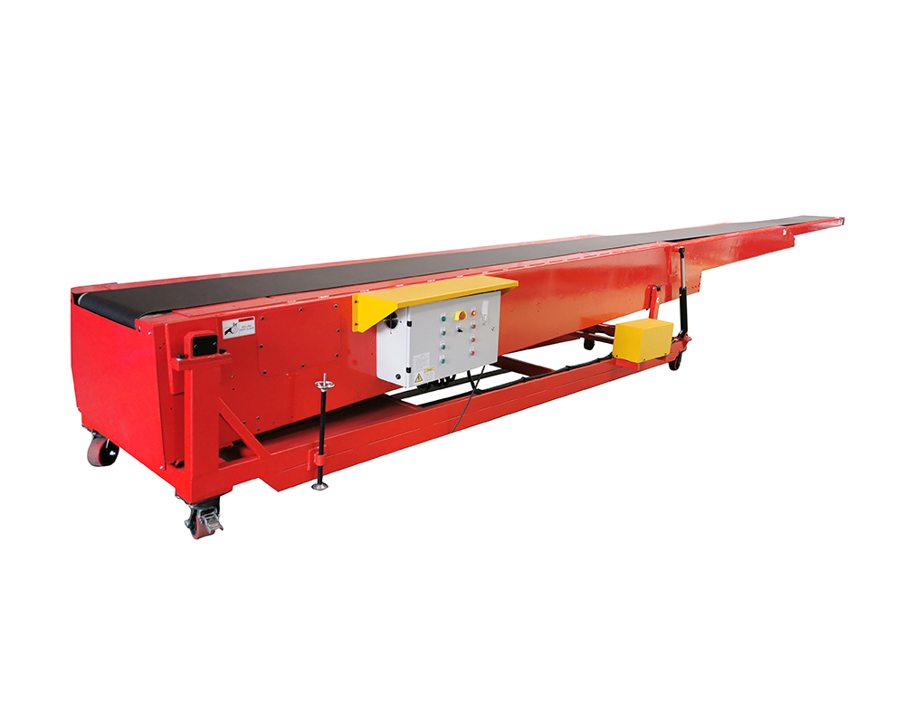 YiFan best telescopic belt conveyor with good reputation for mineral-2