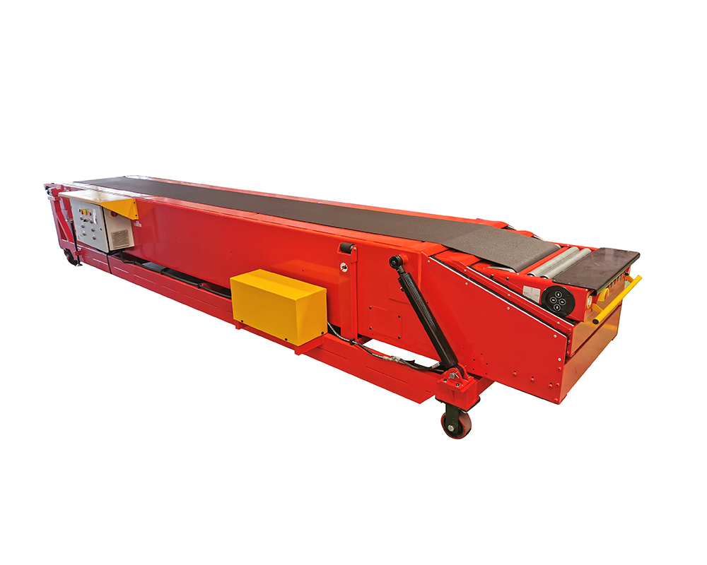 YiFan best telescopic belt conveyor with good reputation for mineral-1