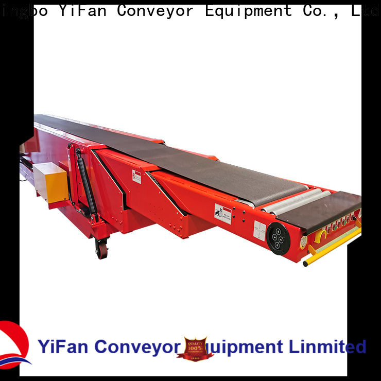YiFan best telescopic belt conveyor with good reputation for mineral