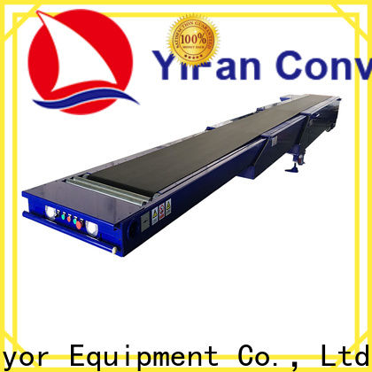 YiFan excellent quality unloading conveyor competitive price for warehouse