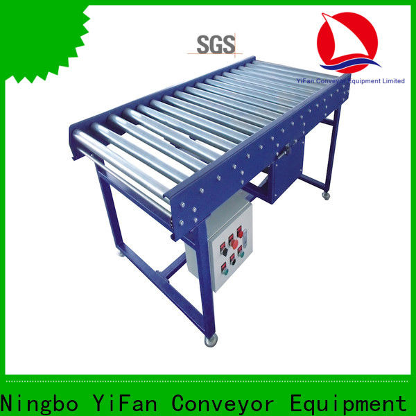 YiFan latest conveyor systems manufacturers manufacturer for material handling sorting