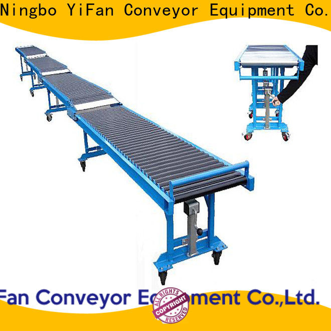 YiFan floor gravity roller suppliers for workshop