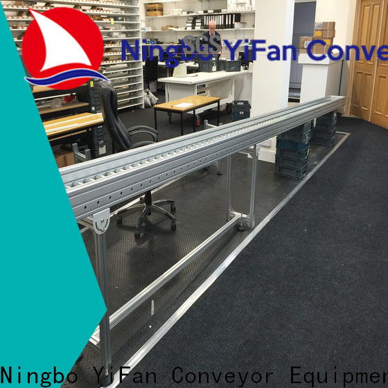 YiFan gravity gravity roller conveyor manufacturers for carton transfer