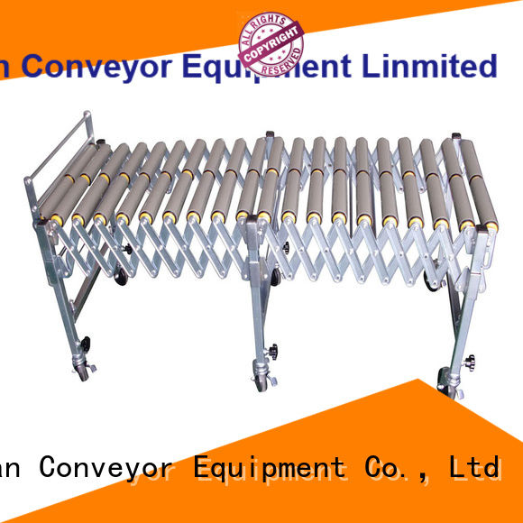 YiFan stainless gravity roller conveyor supplier for-sale for industry
