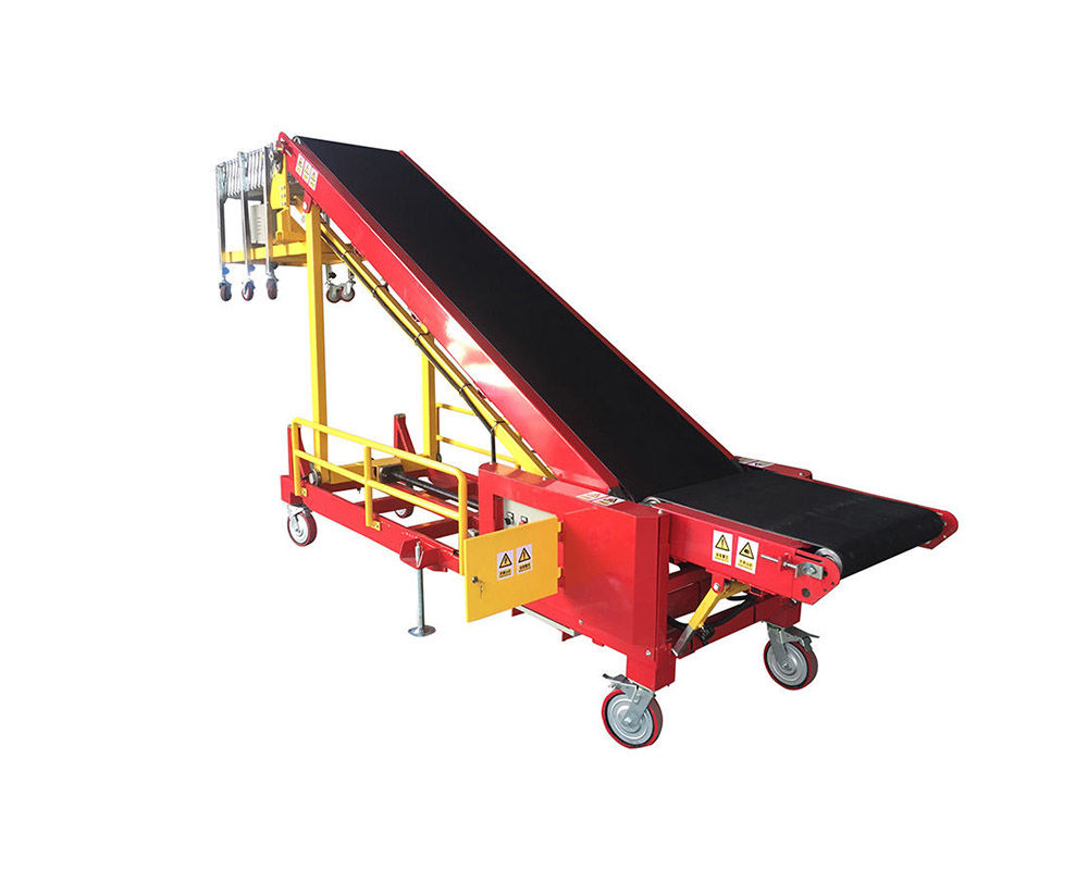Flexible Portable Truck Loader for Small Vehicles | TLC-S600