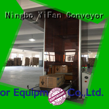 YiFan lifting conveyor Chinese manufacture for dock