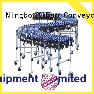 YiFan flexible conveyor equipment for workshop
