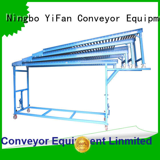 YiFan conveyor gravity conveyor request for quote for dock