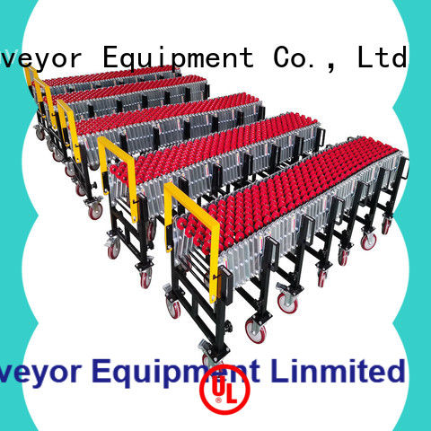 roll conveyor plastic competitive price for warehouse
