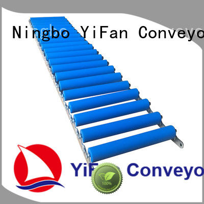 YiFan 5 star services warehouse conveyor supplier for warehouse logistics