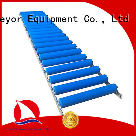 YiFan stainless gravity roller conveyor supplier supplier for warehouse logistics