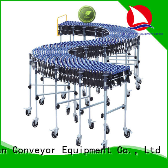 YiFan high quality material handling conveyor competitive price for warehouse