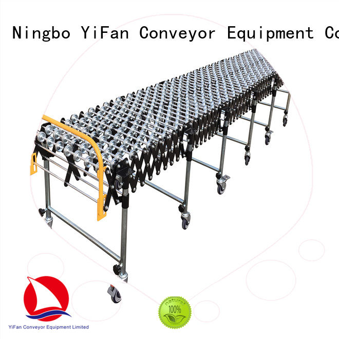 professional gravity skate wheel conveyor 600mm competitive price for dock