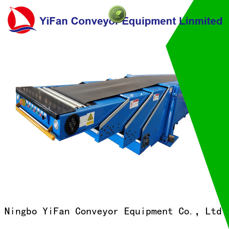 YiFan loading loading and unloading system with good reputation for warehouse