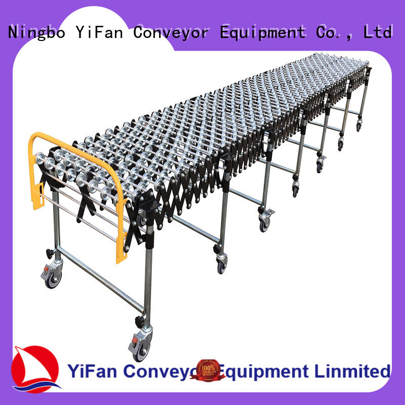 YiFan trustworthy warehouse conveyor systems with long service for airport