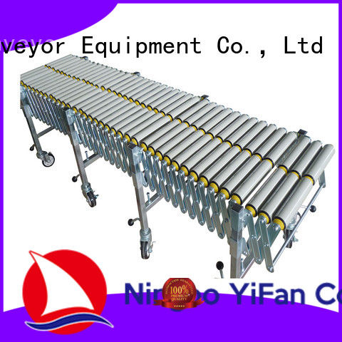5 star services warehouse conveyor stainless with good price for warehouse logistics