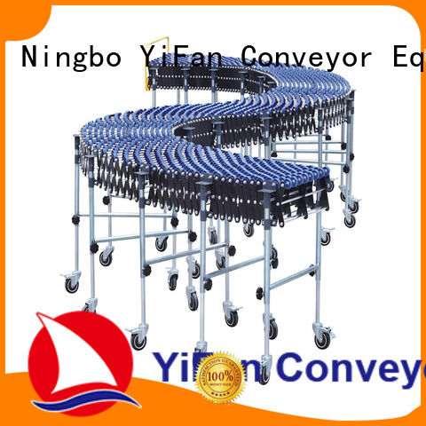 YiFan professional skate conveyor for warehouse