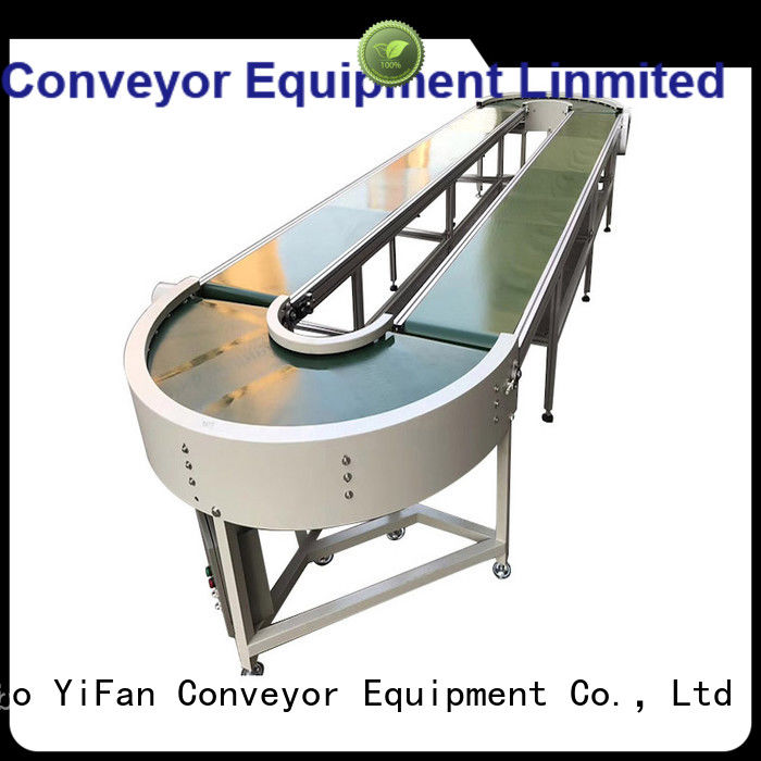 YiFan most popular rubber conveyor belt suppliers with bottom price for medicine industry