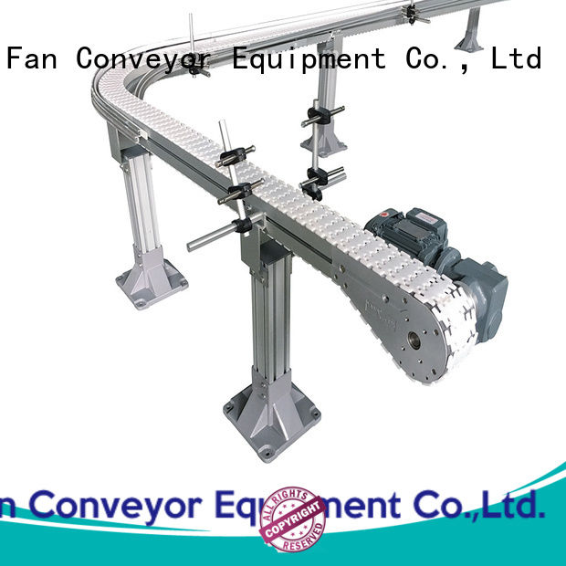 factory supplier top chain conveyor aluminum for printing industry