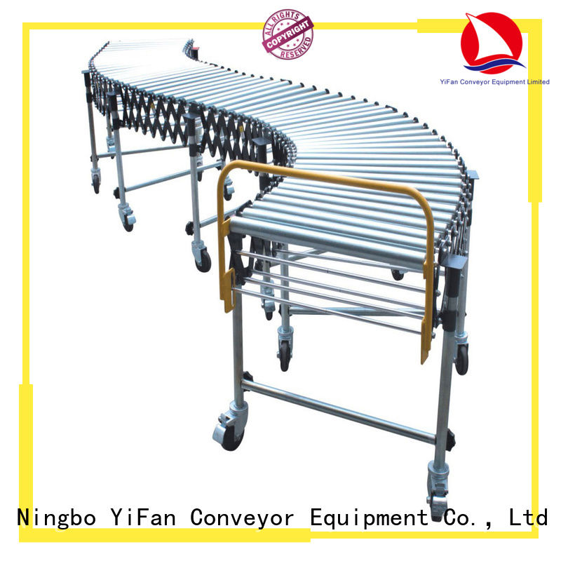 5 star services flexible gravity roller conveyor stainless for-sale for industry