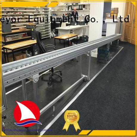 trustworthy roller conveyor manufacturer aluminum source now for warehouse