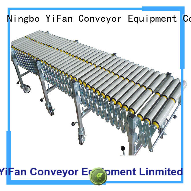 YiFan buy expandable conveyor for-sale for industry