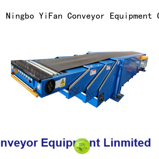 YiFan loading unloading conveyor with bottom price for seaport