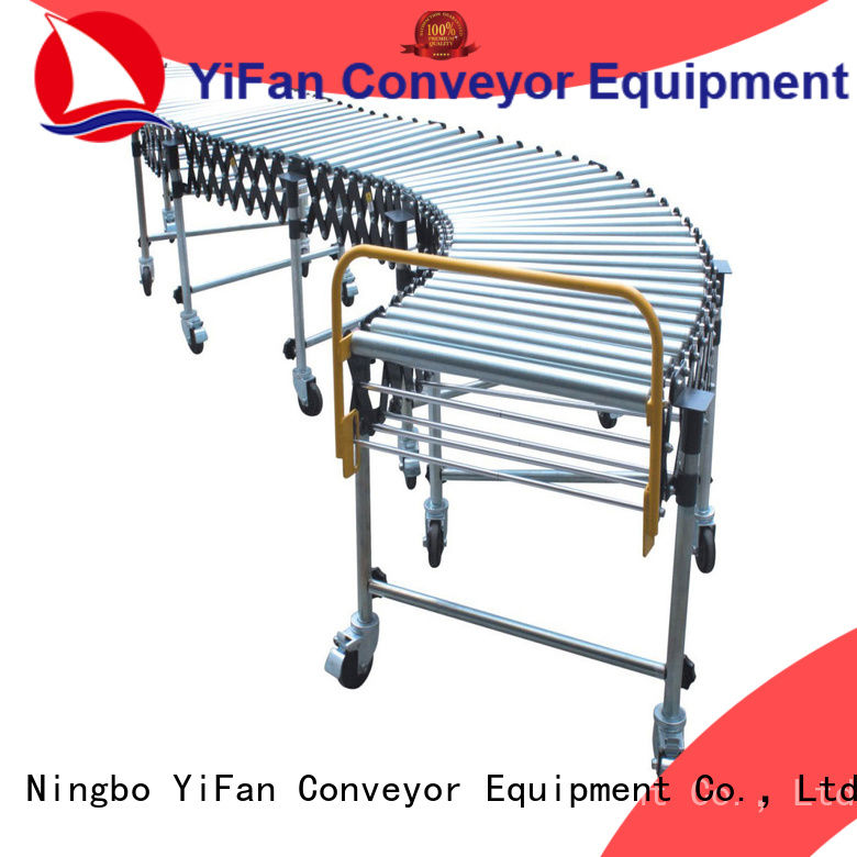 YiFan buy gravity roller conveyor supplier for-sale for industry