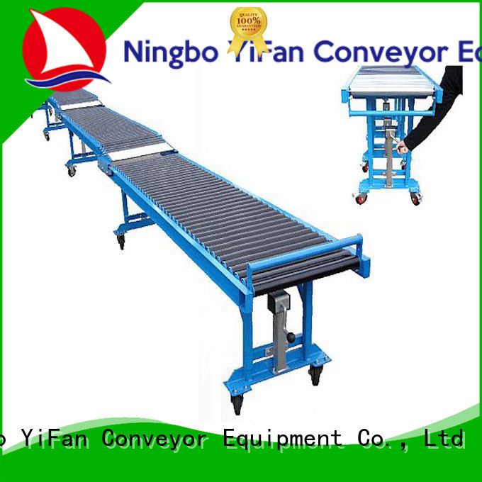 YiFan unloading conveyor systems great deal for seaport