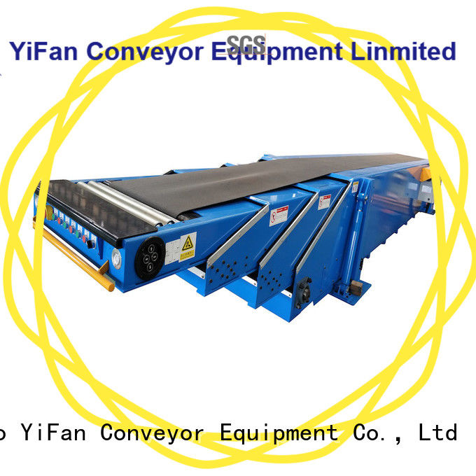 YiFan excellent quality conveyor belt machine with good reputation for food factory