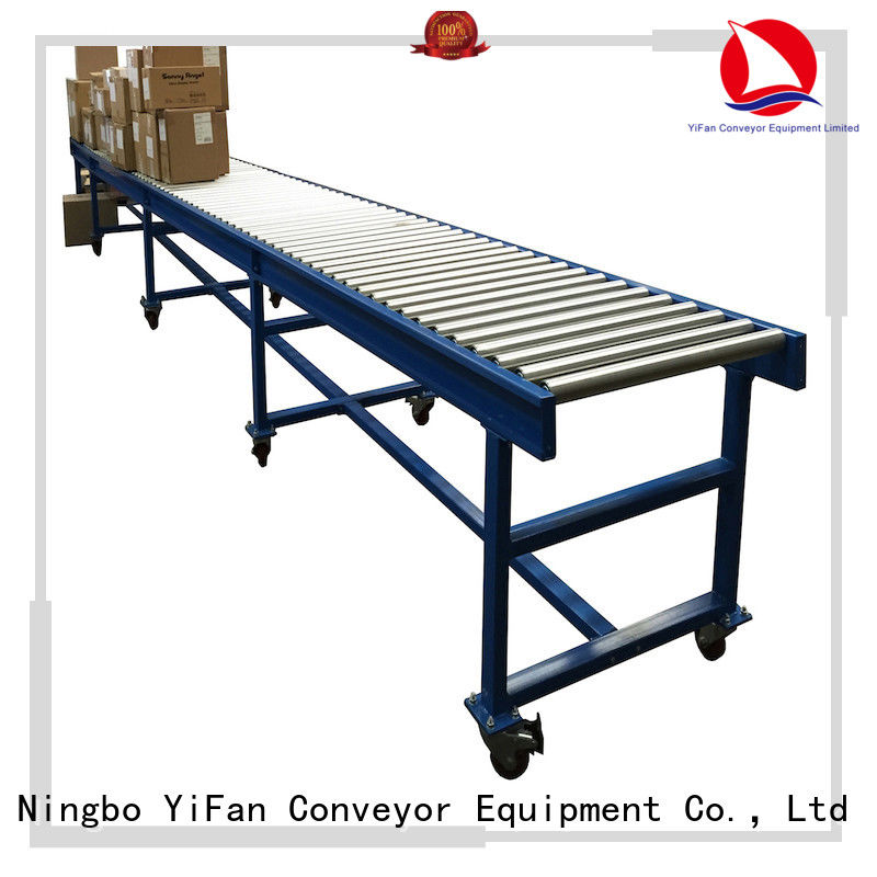 YiFan roller roller conveyor suppliers source now