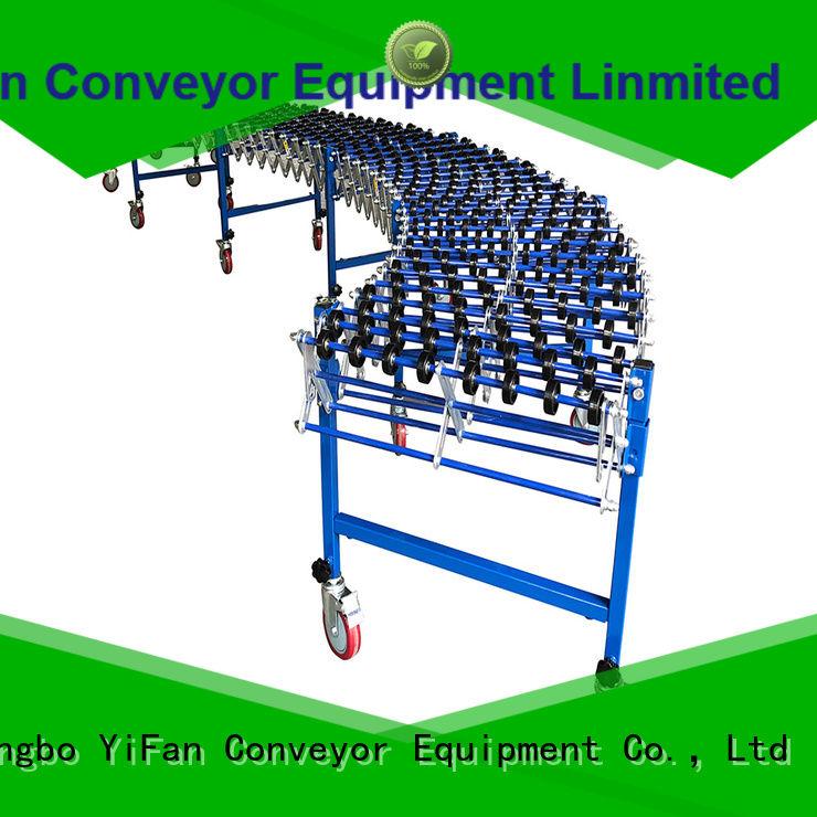 trustworthy skatewheel conveyor conveyor popular for harbor