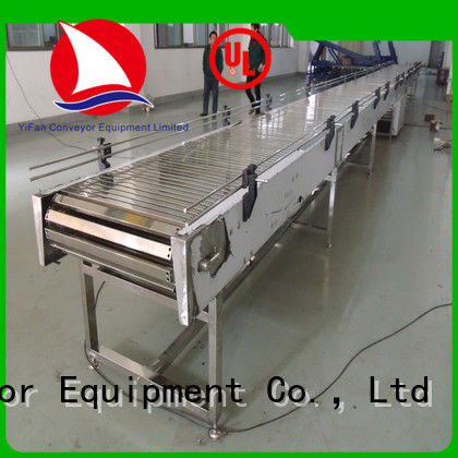 YiFan chain industrial conveyor with favorable price for printing industry