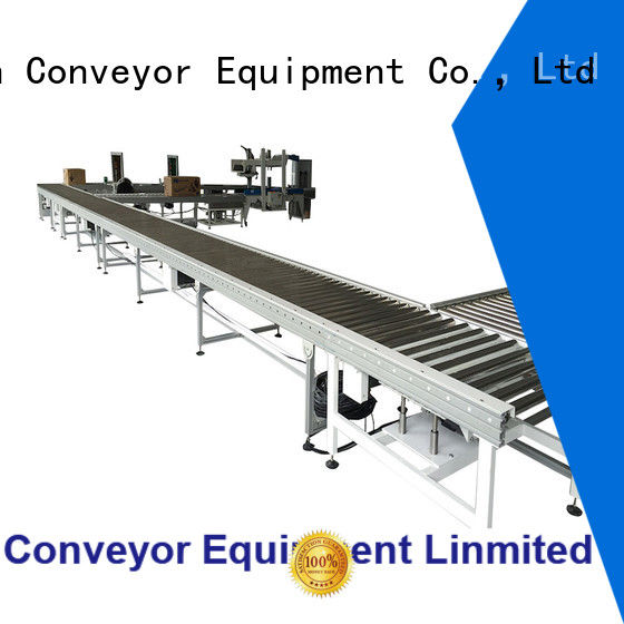YiFan trustworthy conveyor systems manufacturers chinese manufacturer for warehouse