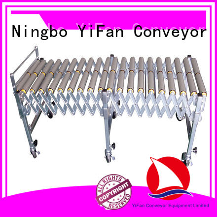 YiFan buy warehouse conveyor for-sale for warehouse logistics