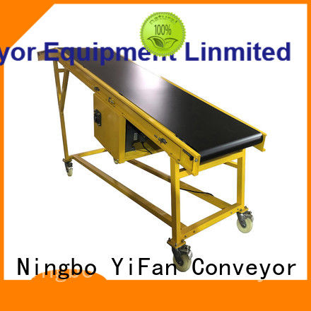YiFan hot recommended truck loading conveyor systems China supplier for warehouse
