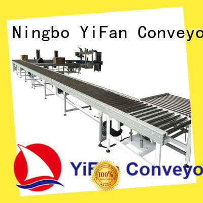 latest roller conveyor manufacturer steel for industry