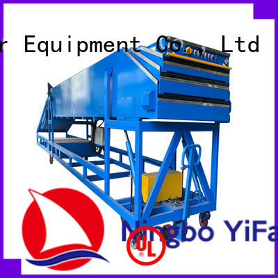 container unloading system system with bottom price for seaport