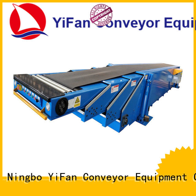 YiFan latest container loading equipment with bottom price for workshop