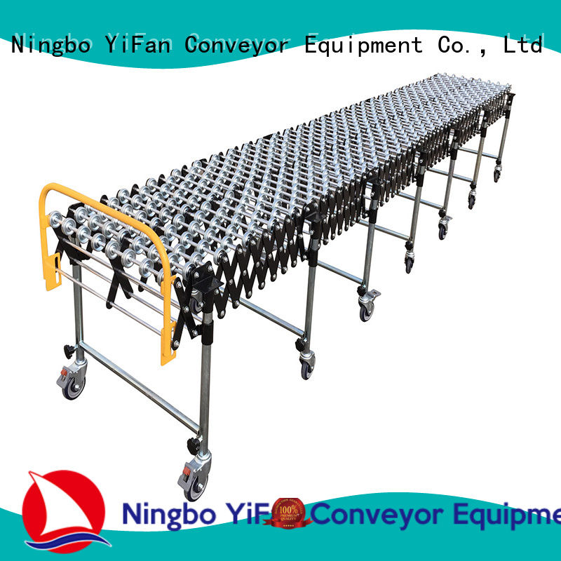 YiFan professional skate conveyor with long service for warehouse