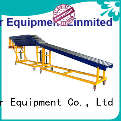 YiFan reliable quality powered roller conveyor great deal for warehouse