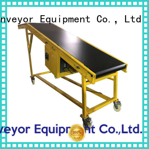 YiFan good loading unloading conveyor system company for warehouse