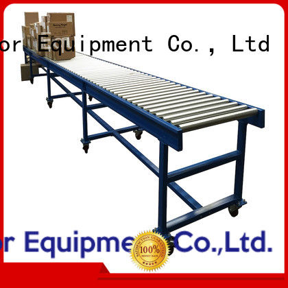 hot sale conveyor system curve source now for carton transfer
