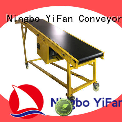 YiFan Professional conveyor truck China supplier for factory