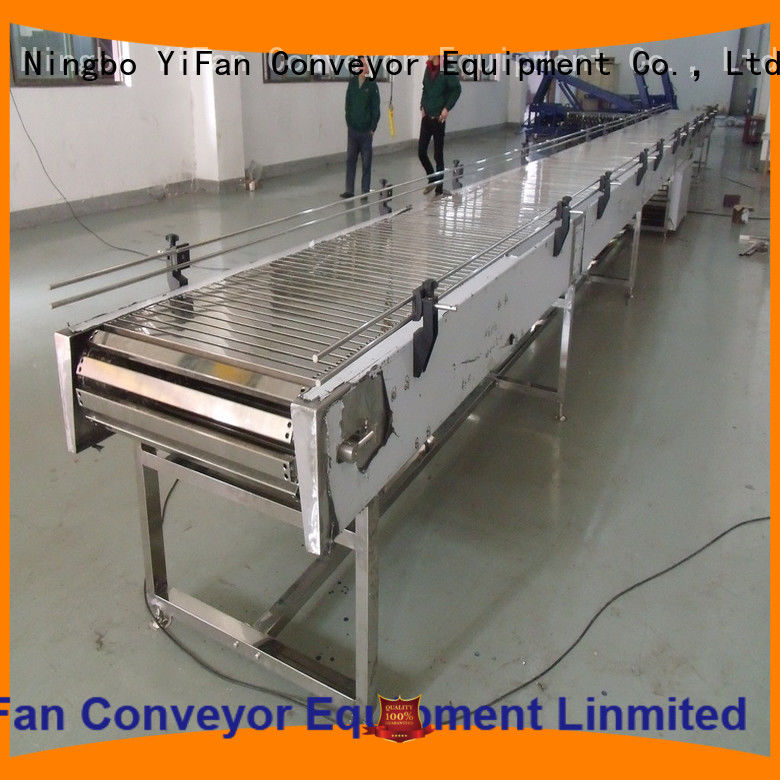 YiFan chain industrial conveyor inquire now for cosmetics industry