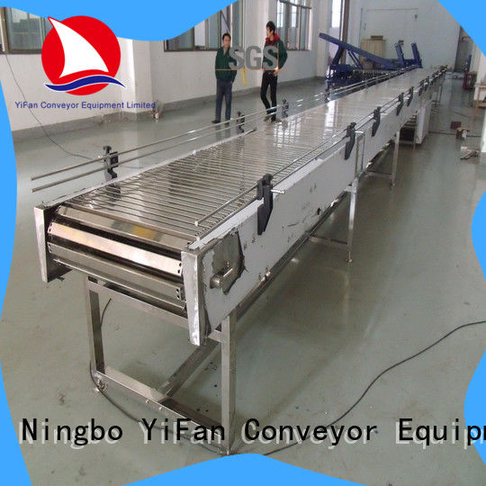 YiFan factory supplier chain conveyor online for printing industry